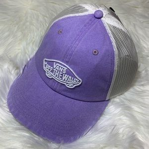 Vans Off The Wall Trucker Hat